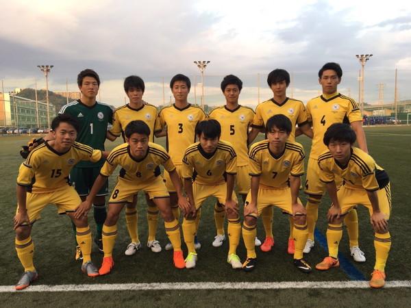 関東リーグ昇格へ(サッカー部)